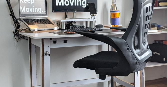 A Chiropractor's Advice To Finding The Right Ergonomic Chair  image