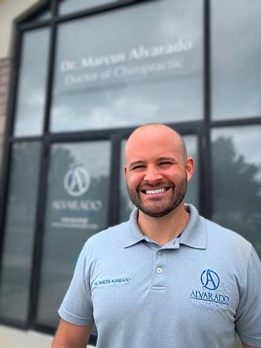 Dr. Marcus Alvarado